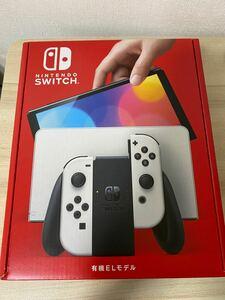 Nintendo Switch ホワイト 有機EL 任天堂 スイッチ ニンテンドー