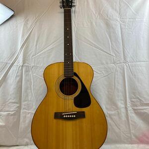 【532】YAMAHA ヤマハ FG-152 アコースティックギター 楽器 弦楽器 木 音楽 演奏 ハードケース付き