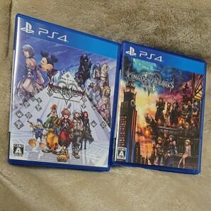 PS4 キングダムハーツ 2.8 3 セット