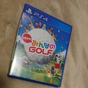 PS4 NewみんなのGOLF