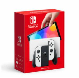 Nintendo Switch(有機ELモデル) Joy-Con(L)/(R) ホワイト Nintendo Switch