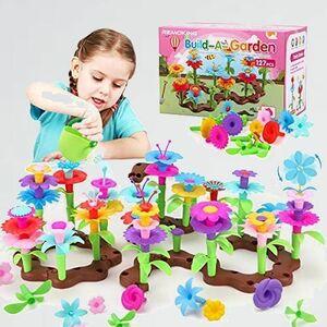 新品 未使用 積み木 REMOKING G-55 クリスマス 誕生日 ガーデブロック 130pcs 赤ちゃんおもちゃ 女の子 男の子 おもちゃ 立体 パズル