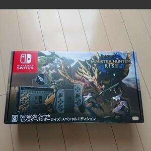 Nintendo Switch ニンテンドースイッチ モンスターハンターNintendo Switch Ver.