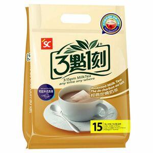 3點1刻 台湾ミルクティー ティーバック 炭焼ミルクティー