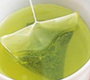 便利な 水出し 緑茶 ティーパック (かぶせ茶) 5g x 15袋 メール便 クリックポストは送料無料