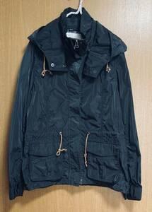 H&M エイチアンドエム■アウトドア フィールドジャケット ブルゾン サイズ36 フード取り外し可能
