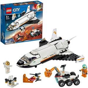 新品_レゴ(LEGO) シティ 超高速! 火星探査シャトル 60226 ブロック おもちゃ 男の子