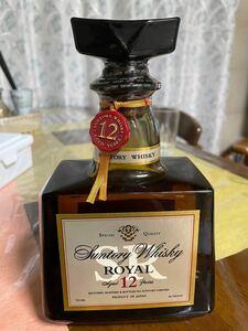 サントリー ローヤル 12 SR SUNTORY サントリーローヤル 古酒 ROYAL ROYAL12