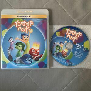 インサイド・ヘッド MovieNEX('15米) DVDのみ