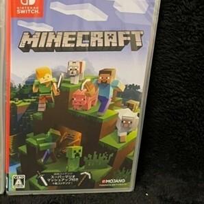 マインクラフト ニンテンドーSwitch  スイッチソフト  Minecraft