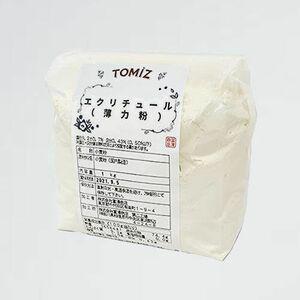 新品 未使用 / エクリチュ-ル(日清製粉) Q-FS TOMIZ(創業102年 富澤商店) 1kg