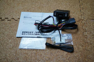 [ Junk ]pivot 3-drive compact + car make another exclusive use Harness TH-2Asro navy blue throttle controller