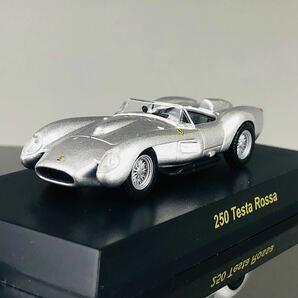 フェラーリ 250 Testarossa 1958 Silver - 京商