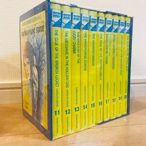 セール/Nancy Drew少女探偵ナンシードリュー英語チャプターブック10冊(2)