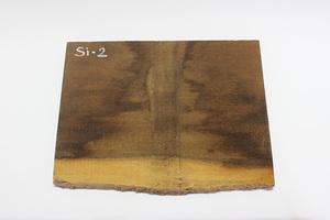 ◇唐木 素材 銘木 加工材 板材 DIY 建築材料 花台 入手困難 アサメラ材(乾燥材)Si-2