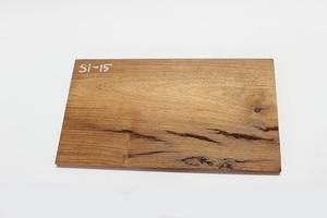 ◇唐木 素材 加工材 板材 DIY 建築材料 無垢 一枚板 木目綺麗 材質不明(乾燥材) Si-15