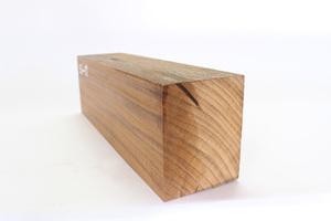 ◇唐木 素材 銘木 アサメラ材(乾燥材)花台 壺台 DIY ブロック・Si-17