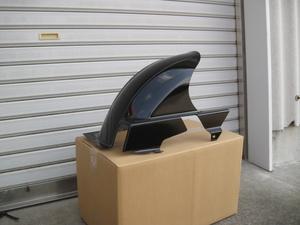 XJR400 リアフェンダー ~07