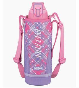 新品 サーモス 水筒 スポーツボトル 1.0 ピンク