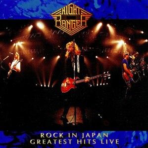 ◆◆NIGHT RANGER◆ROCK IN JAPAN '97 ナイト・レンジャー ロック・イン・ジャパン 1997 国内盤 即決 送料込◆◆