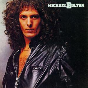 ◆◆MICHAEL BOLTON◆マイケル・ボルトン 大いなる挑戦 83年作 ポップ・メタル 即決 送料込◆◆