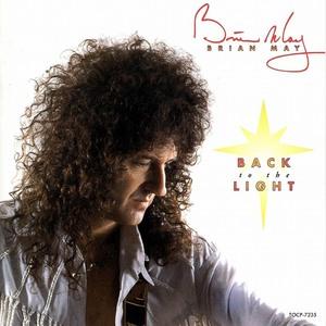 ◆◆BRIAN MAY◆BACK TO THE LIGHT バック・トゥ・ザ・ライト 光にむかって ブライアン・メイ 国内盤 即決 送料込◆◆
