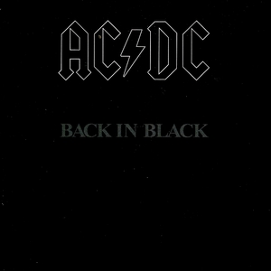 ◆◆AC/DC◆BACK IN BLACK バック・イン・ブラック 80年作 リマスター盤 デジパック 即決 送料込◆◆