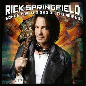 ◆◆RICK SPRINGFIELD◆SONGS FOR THE END OF THE WORLD リック・スプリングフィールド ソングス・フォー・ジ・エンド・オブ・ザ・ワールド