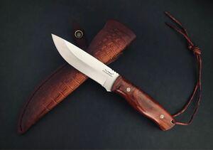 ナイフ シースナイフ #012 アウトドア ブッシュクラフト