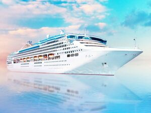 旅行 ピースボートクルーズ 世界一周 × 2週分 チケット 選べる航路 パシフィック・ワールド号 船旅 海外
