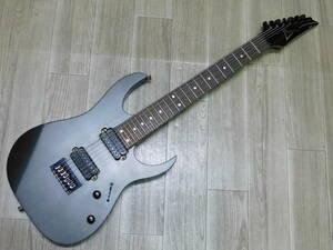 【日本製7弦ギター】Ibanez RGシリーズ Fシリアル RG7321 フジゲン 現状/F366