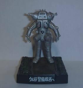 ウルトラ怪獣名鑑 ウルトラ警備隊西へ キングジョー ウルトラセブン