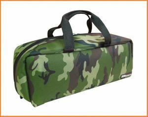 特別価格!DBLTACT トレジャーボックス ツールバッグ DTQ-M-CA 迷彩 道具入れ 横長 バッグ 工具バッグ 両Z3T0