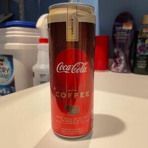 バニラコーク コーヒー コーラ バニラ cola vanilla 日本未発売 アメリカ ハワイ USA Hawaii NY