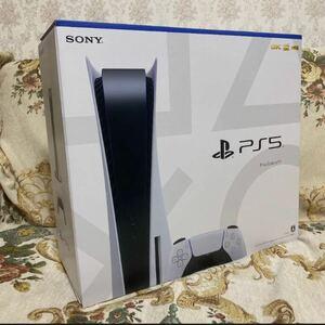 PlayStation5 ディスクドライブ搭載モデル (ps5)本体