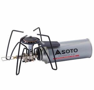 【新品】SOTO ST-310 モノトーンカラー ステッカー付き