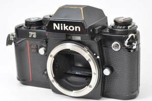 並品・動作好調 ニコン Nikon F3 アイレベル ボディ ♯A1202