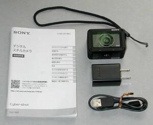 ●中古 ★SONY Cyber-shot DSC-RX0 動作確認済