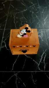 ディズニー 木箱