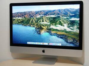 薄型大画面Retina-5K 27inch iMac Core i5-6500 3.2GHz QC メモリ16GB 大容量SSD1TB AMD RADEON R9 M390(2GB) Mac OS Big Sur