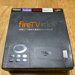 Amazon fire TV スティック