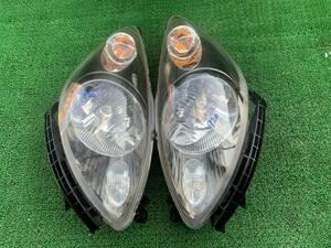 ライフ JB5 JB6 JB7 JB8 ヘッドライト左右 ヘッドランプ 左右 良 電動レベライザー付 左右 光軸スモーク HID 黒