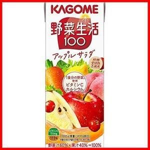 ★最安★200ml アップルサラダ BH-29 ×24本 野菜生活100 カゴメ