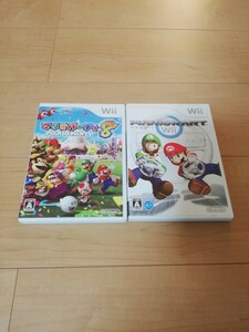 Wii マリオカート マリオパーティ8