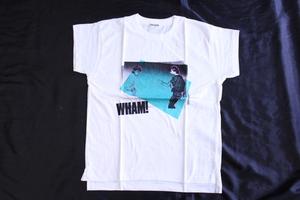 【ストック品】Maxell(マクセル)/ Tシャツ ホワイト