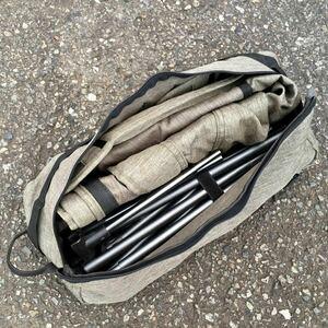 送料無料 Qualz リーンチェア ハイバックチェア クオルツ Wild-1 キャンプ ツーリング