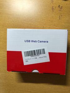 USB WEB カメラ 未使用 マイク内蔵 Android TV 対応