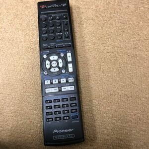 送料無料 パイオニア リモコン AXD7568 中古 pioneer