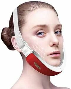 美顔器 小顔 EMS 痩顔 v マッサージ 二重顎防止 表情筋 顔痩せ 振動 小顔矯正 フェイスケア