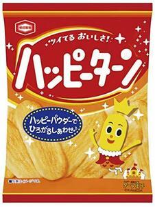 (10袋入り)32g 亀田製菓 ハッピーターン(10袋入り) 32g